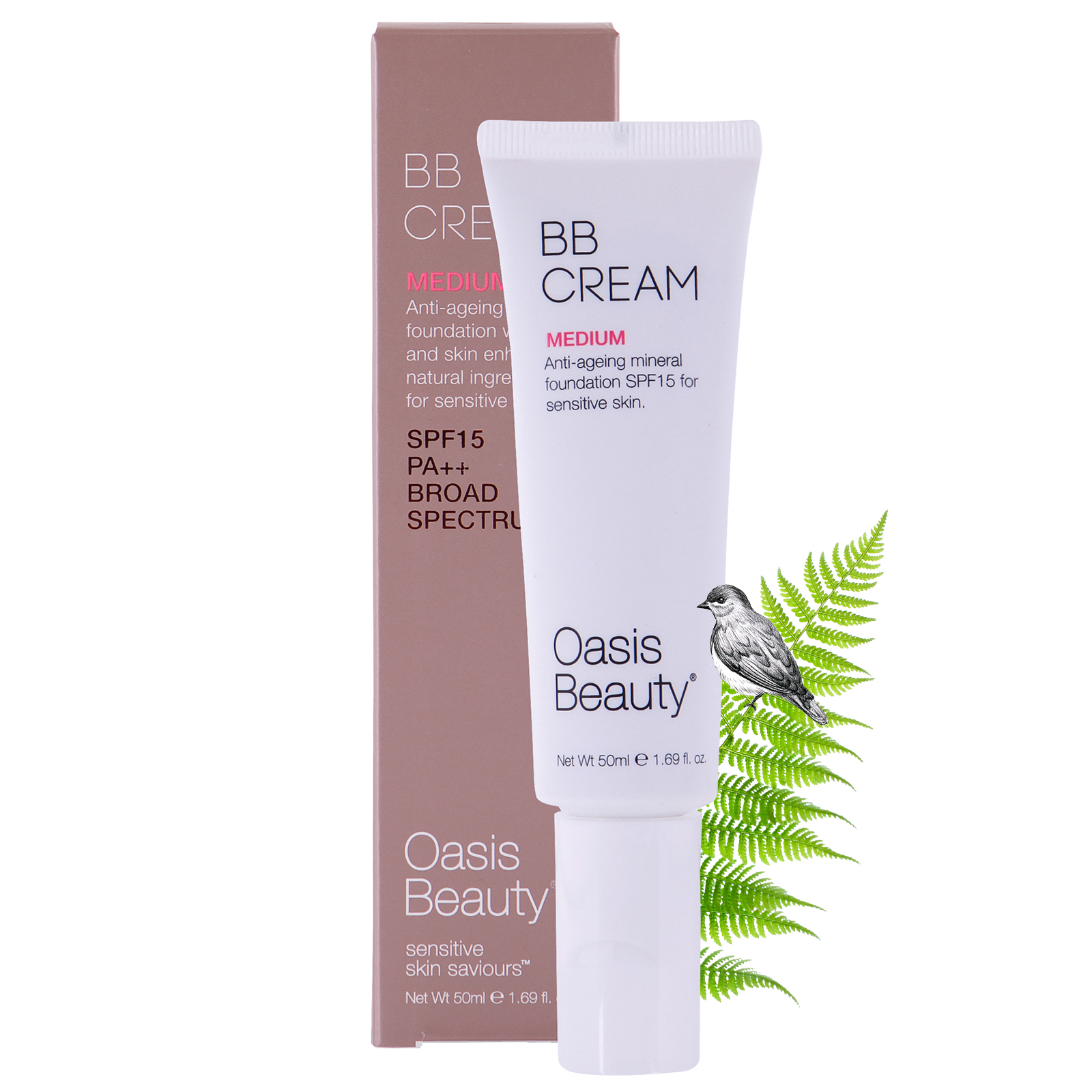 Hardy's Health Stores - Oasis BB Cream