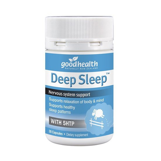 Good Health Deep Sleep 60 Capsules
