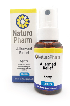 Naturopharm Allermed Relief Spray