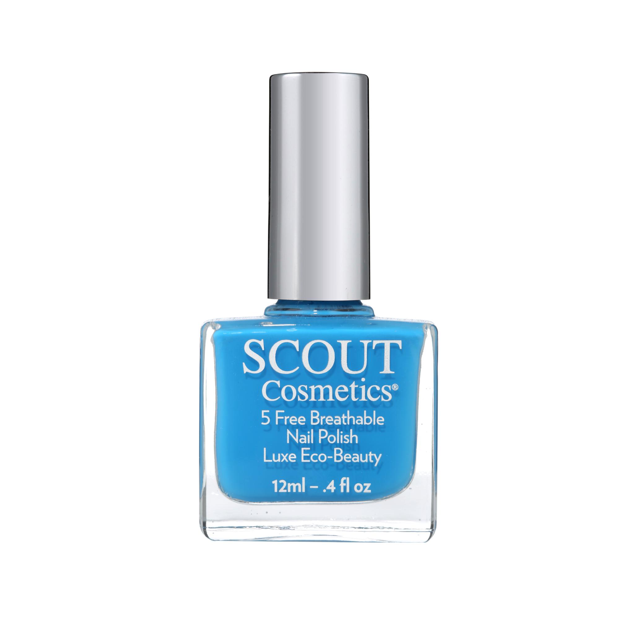 SCOUT Cosmetics Nail Polish - Fancy SCO007   Hardy\'s   New Zealand