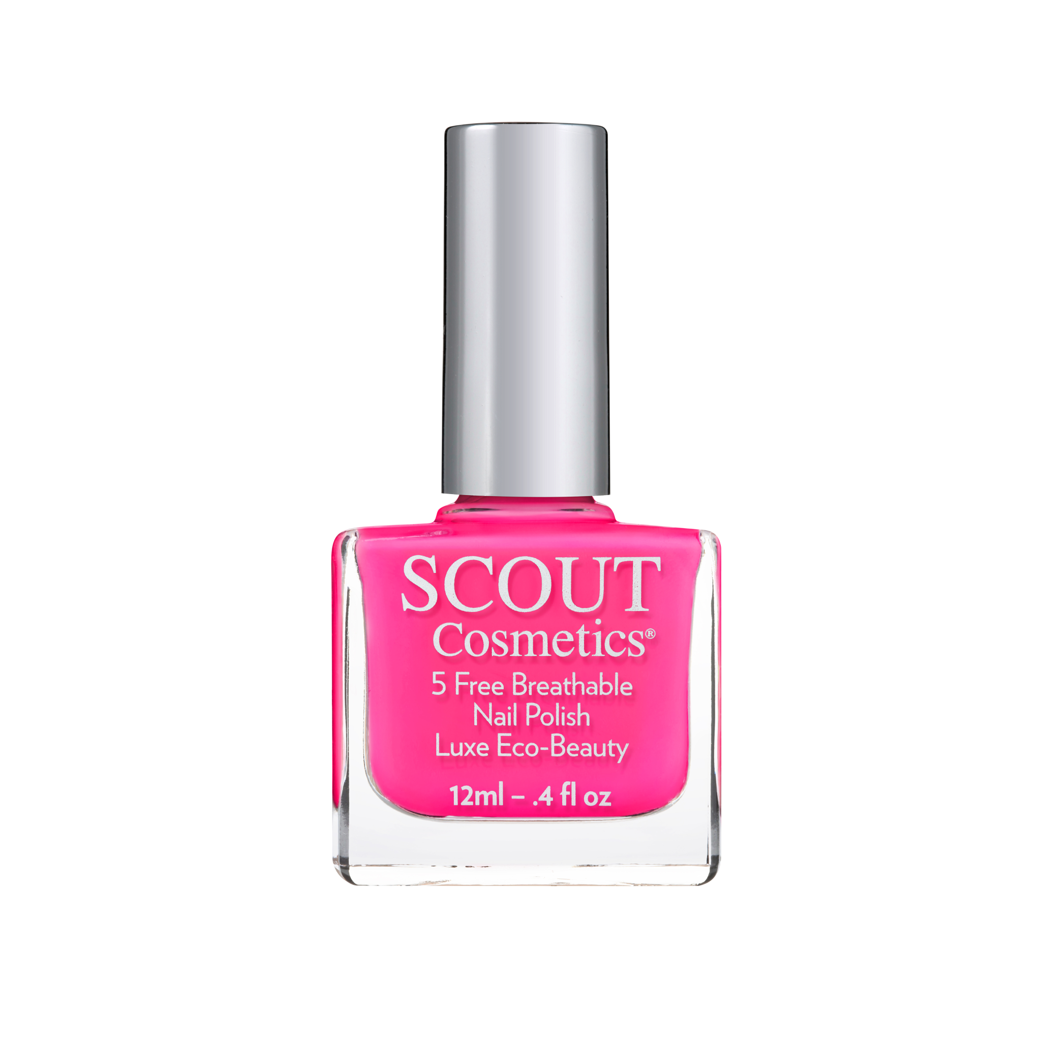 SCOUT Cosmetics Nail Polish - Yes I Can