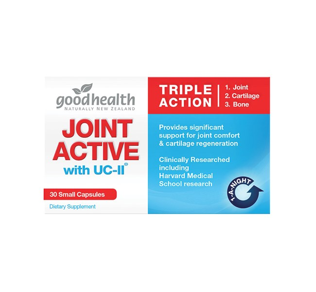 Good Health Joint Active 30 Capsules