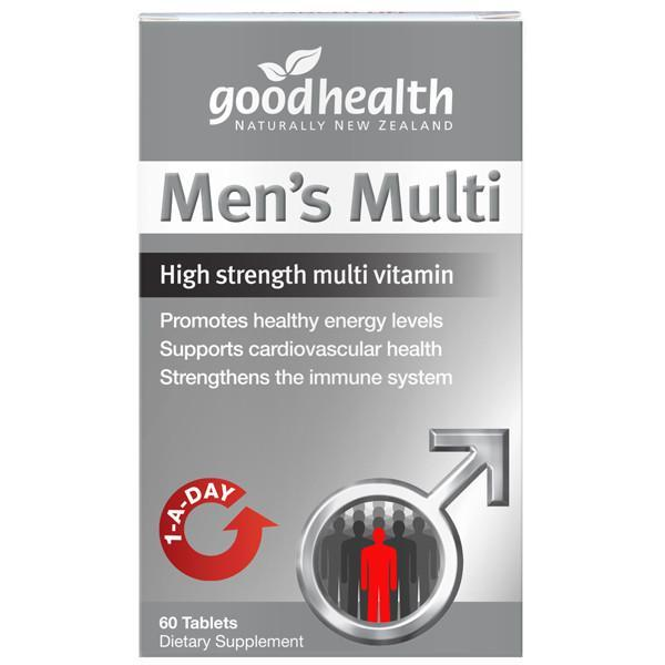 Good Health Mens Multi 60 Tablets