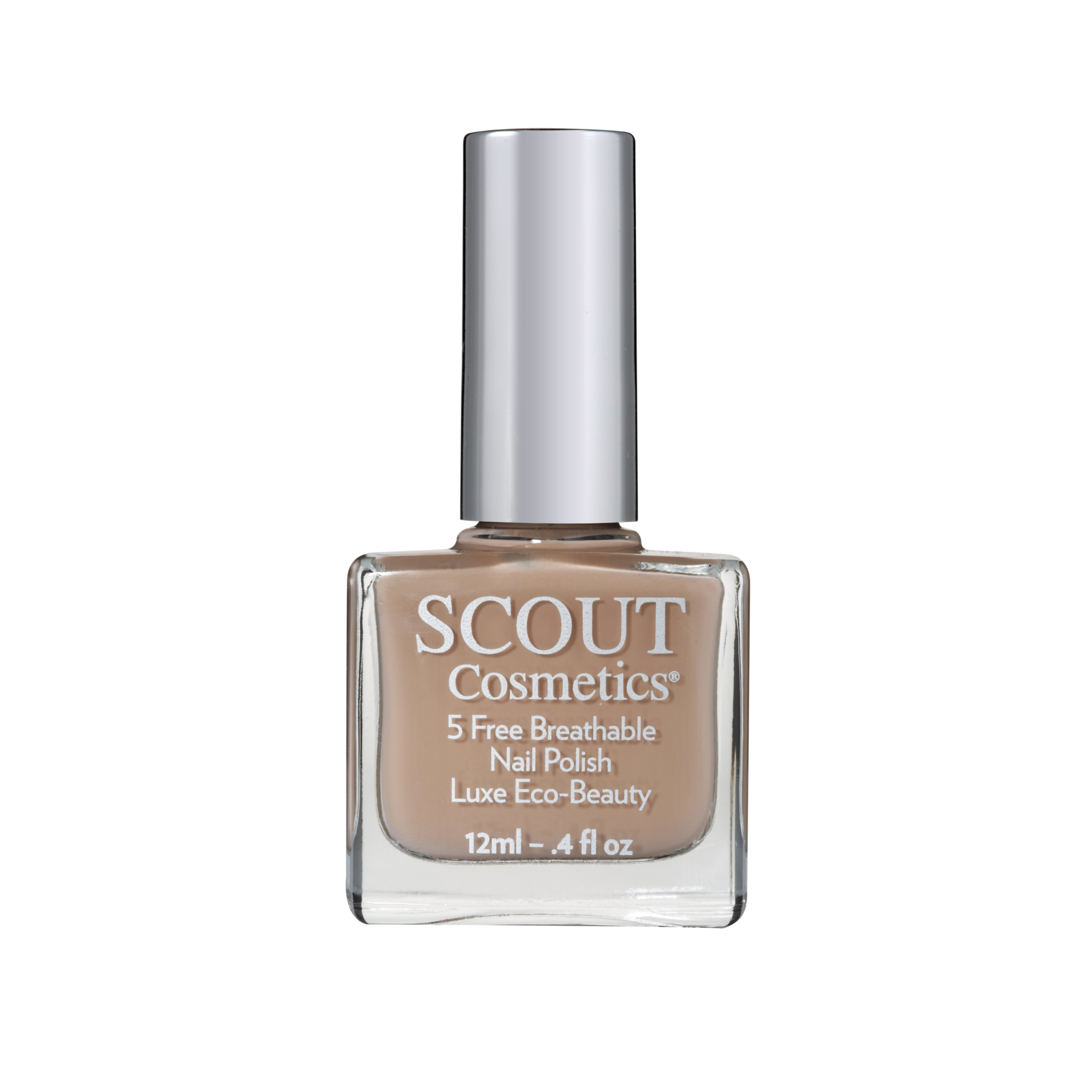 SCOUT Cosmetics Nail Polish - Invisible Touch