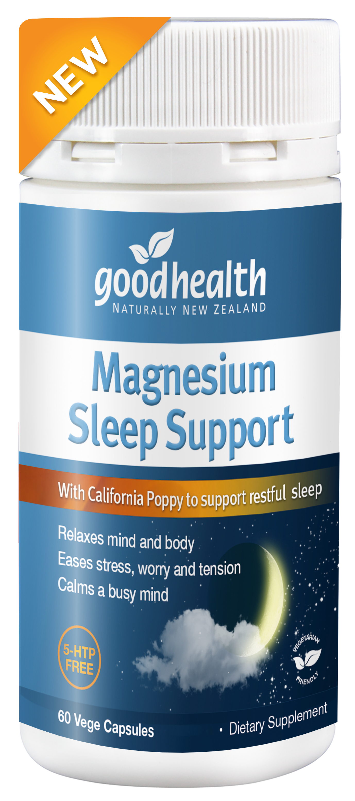 Good Health Magnesium Sleep Support 60caps