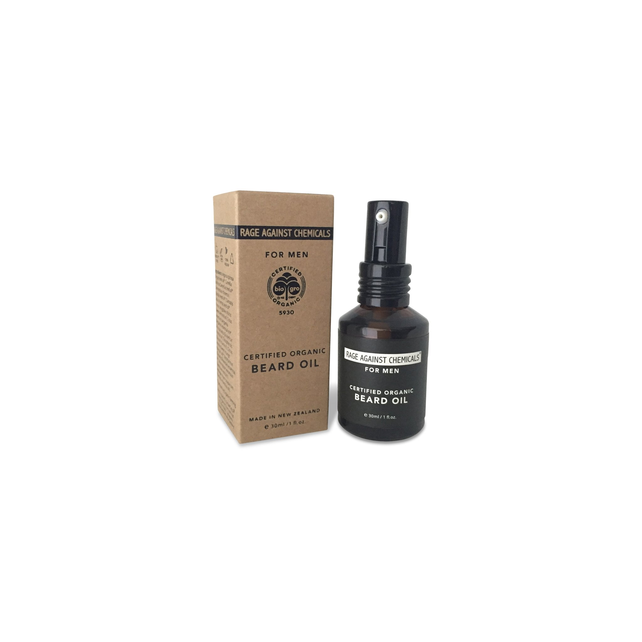 Beard Oil For Men 30ml