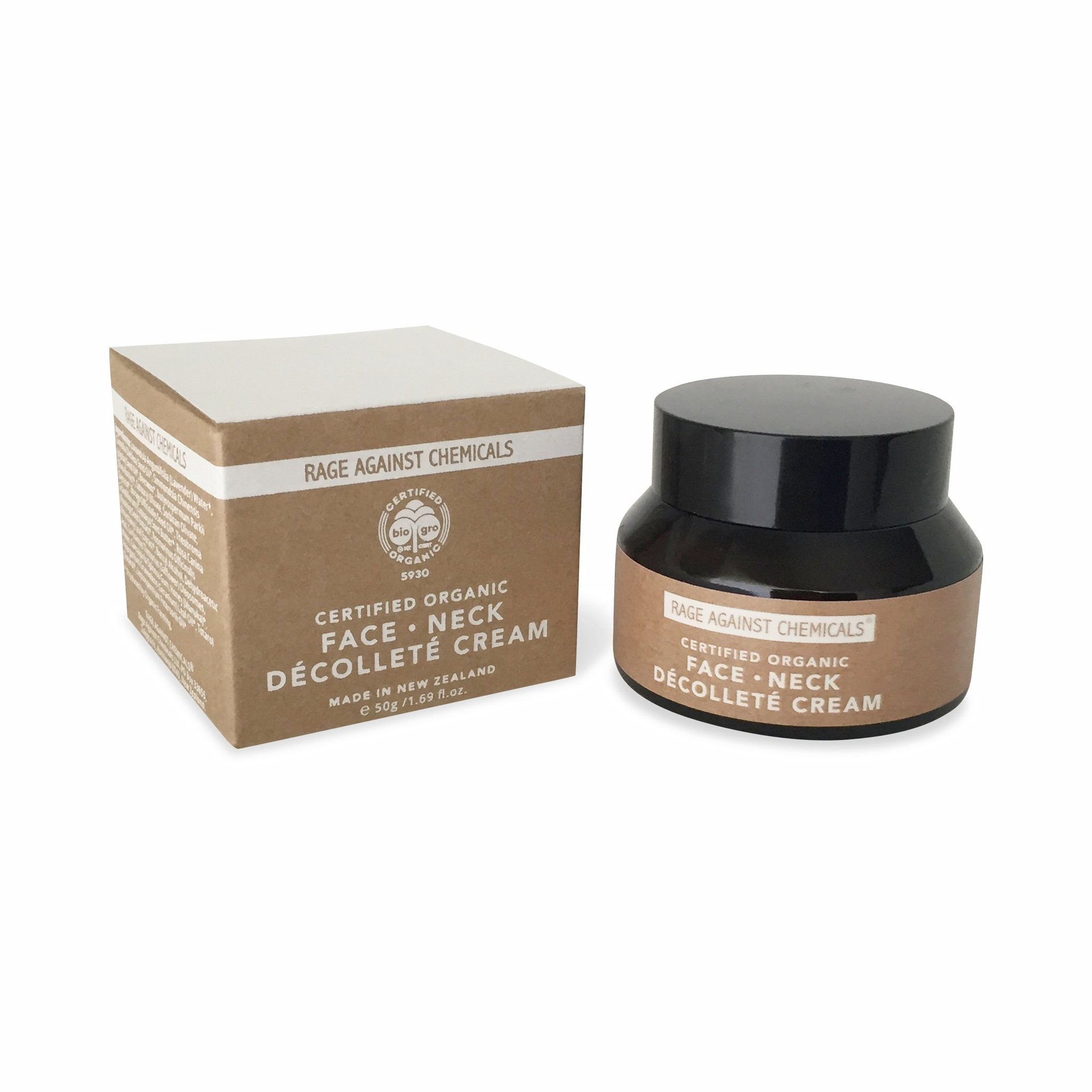 Face Neck Décolleté Cream 50g