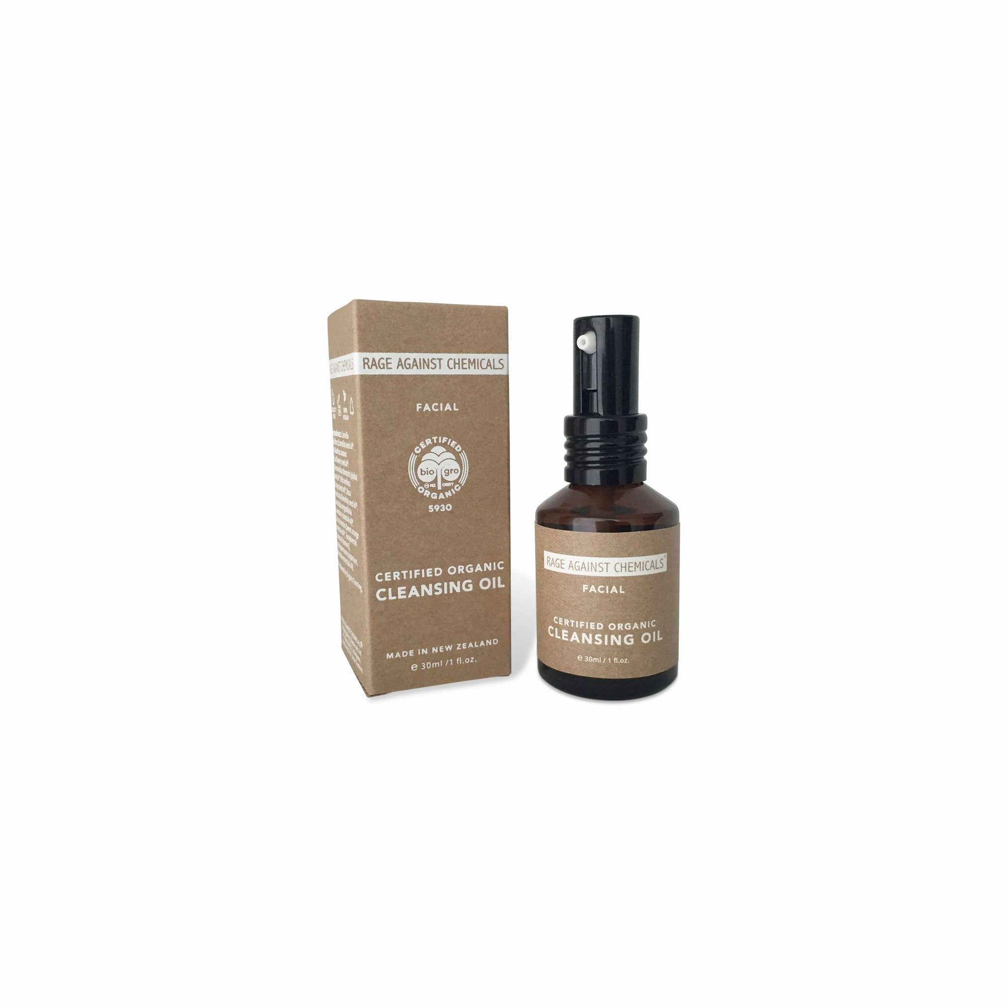 Facial Cleansing Oil 30ml