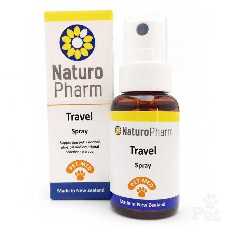 Pet Med Travel Spray 25ml