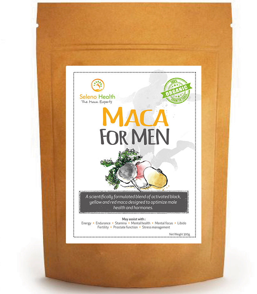 Seleno Health Maca for Men 300g