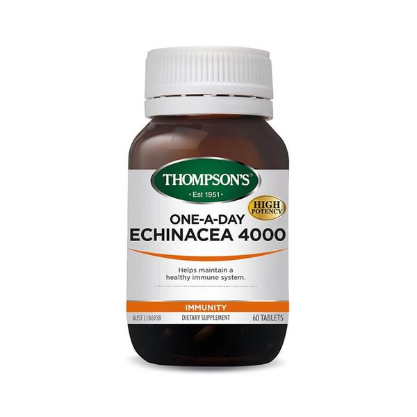 Thompsons Echinacea 4000 30 Tablets