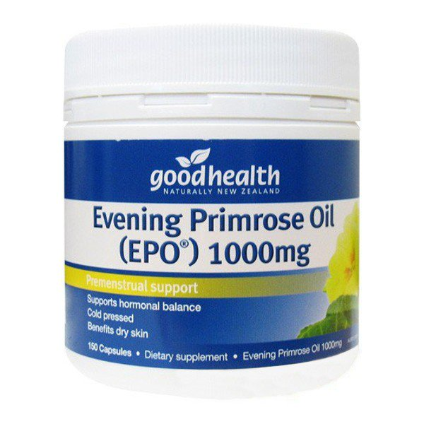 Good Health Evening Primrose Oil 150 Capsules