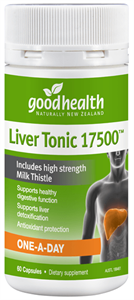 Good Health Liver Tonic 17500 60 Capsules