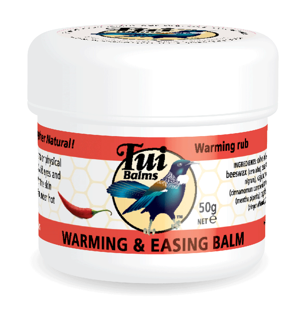 Tui Warming & Easing Balm 50g