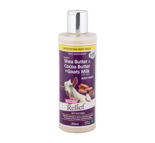 Hopes Relief Body Wash 250ml