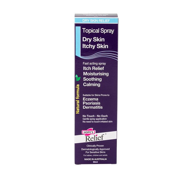 Hopes Relief Topical Spray 90ml