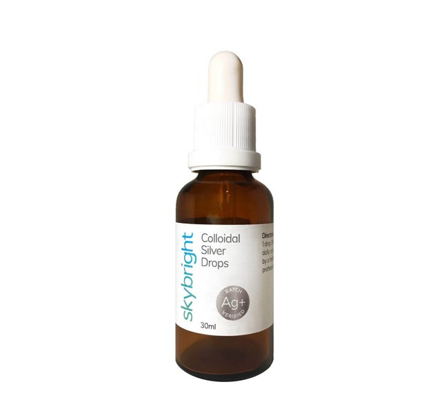 Skybright Colloidal Silver Drops 30ml