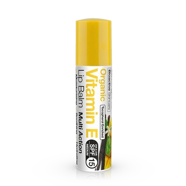 Dr. Organic Lip Balm Vitamin E 5.7ml