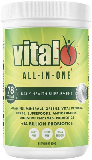 Vital All-In-One Greens 300g
