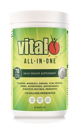 Vital All-In-One Greens 120g