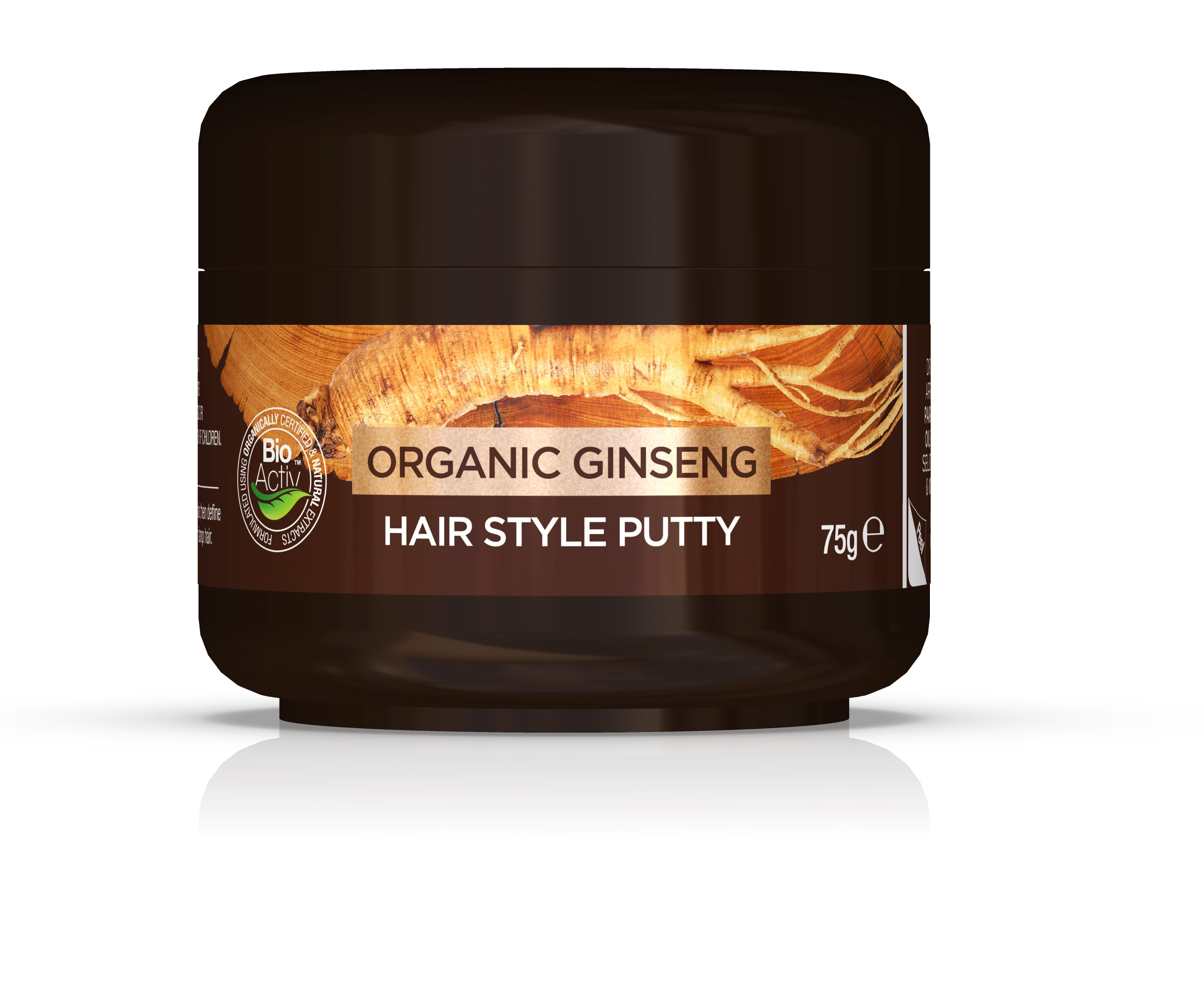 Dr Organic Men's Hair Style Putty 75g