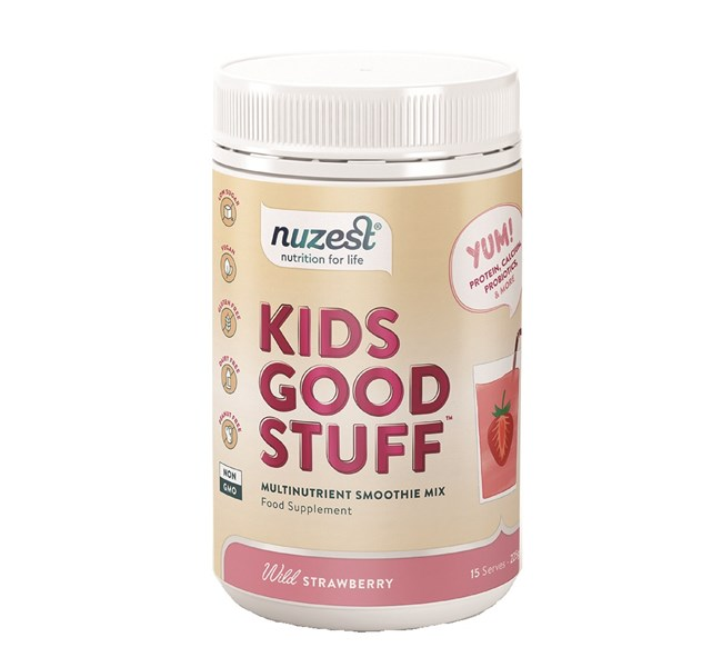 Nuzest Kids Good Stuff Wild Strawberry 225g