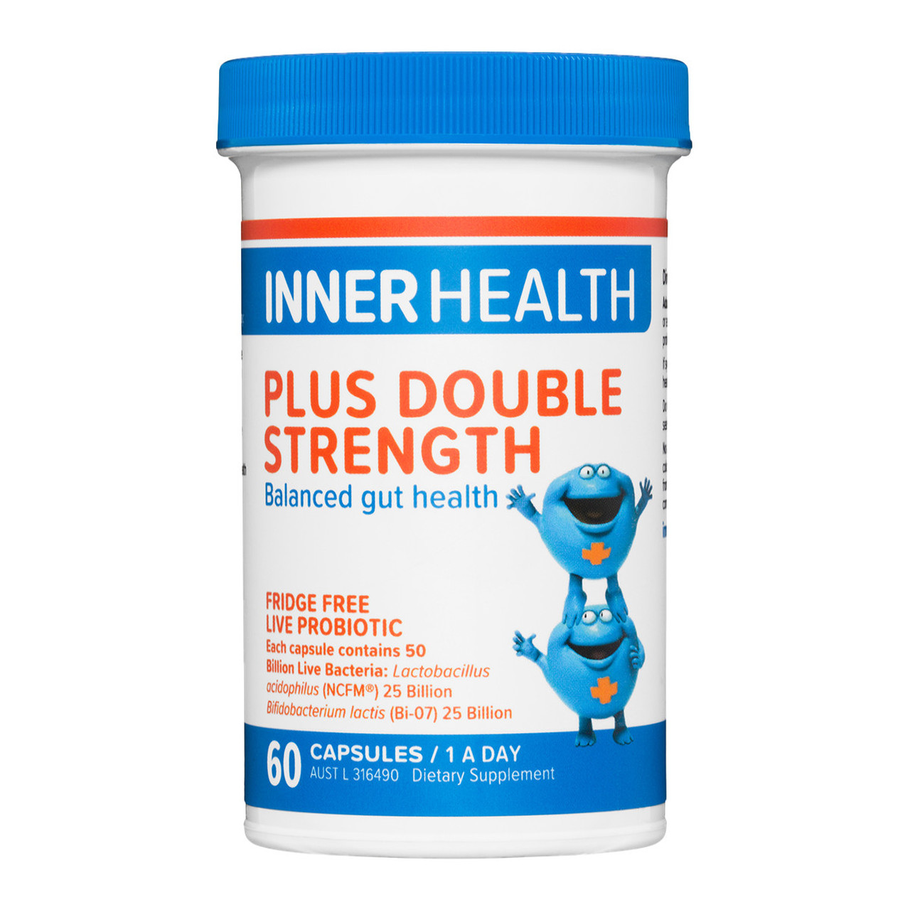 Ethical Nutrients Inner Health Double Strength 60 Capsules
