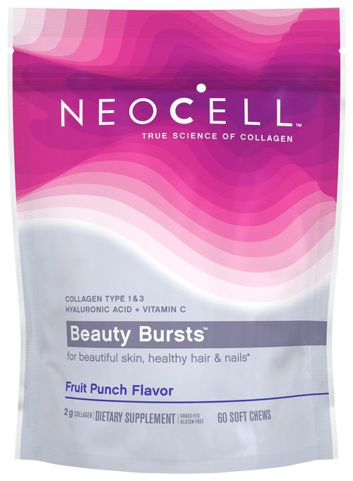Neocell Collagen Beauty Bursts 60 Soft Chews