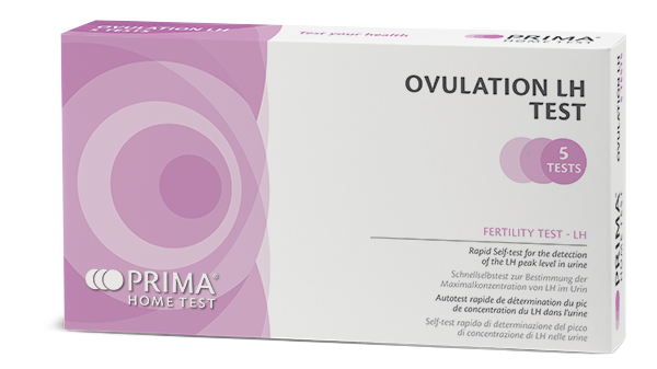 Ovulation LH Test 5 Pack