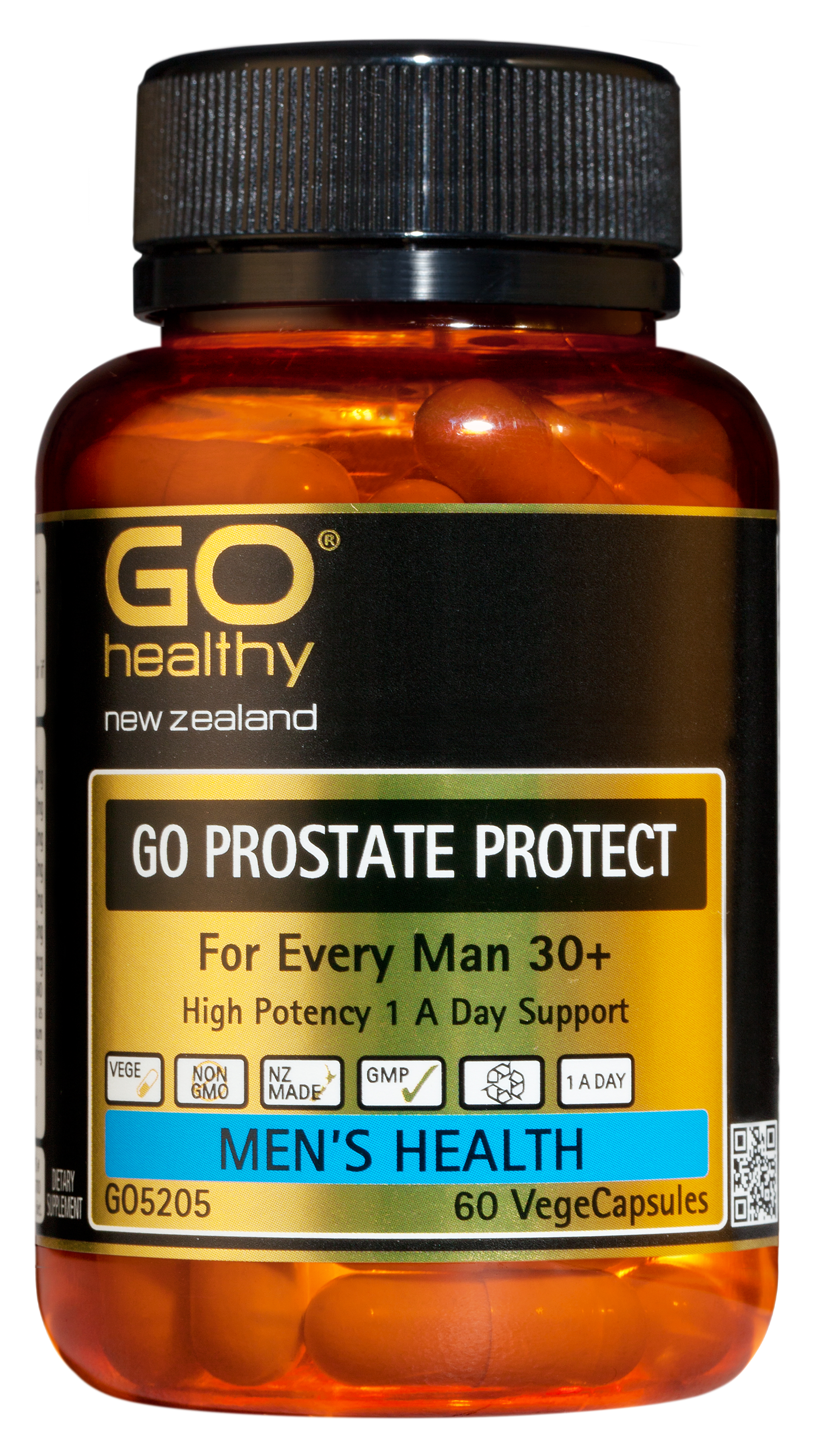GO Healthy Prostate Protect 60 Capsules