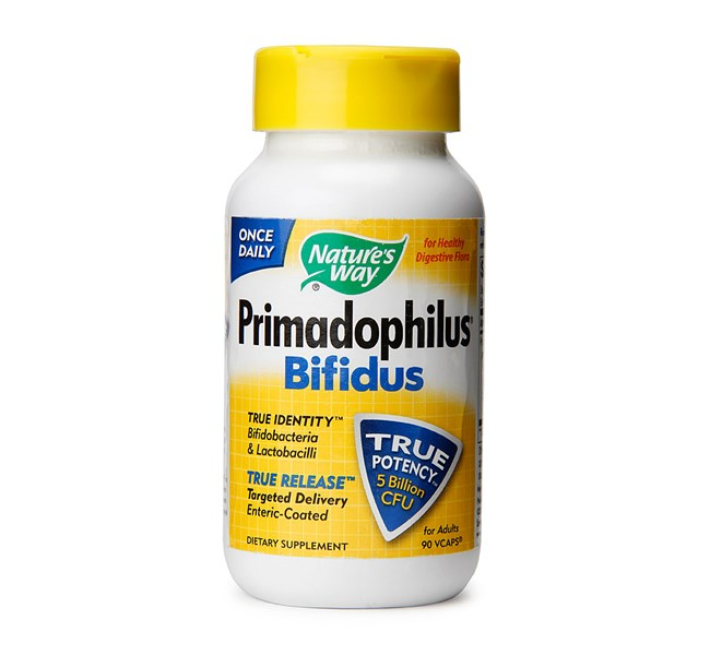 Nature's Way Primadophilus Bifidus Adult 90 Capsules