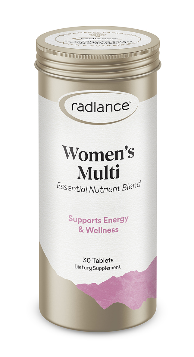 Radiance Multi for Women 30 Tablets