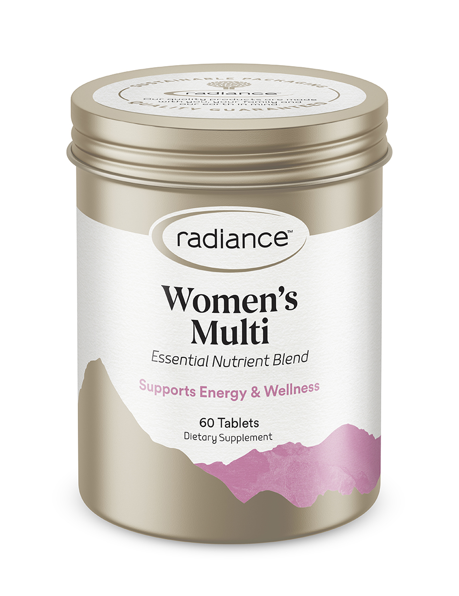 Radiance Multi for Women 60 Tablets