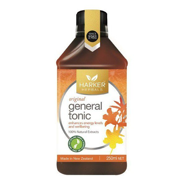 Harker Herbals General Tonic 250ml