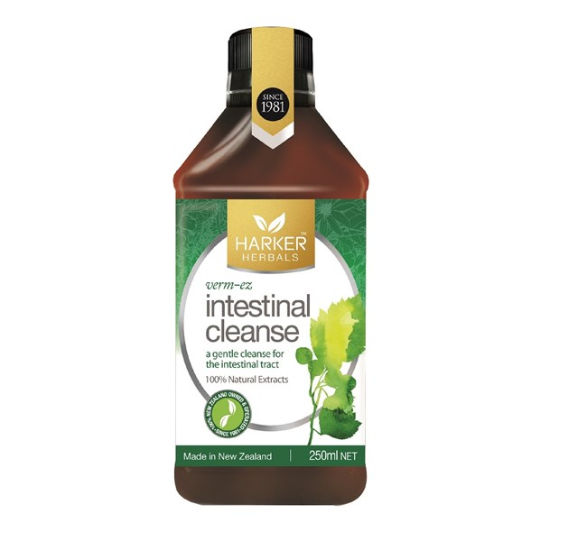 Harker Herbals Intestinal Cleanse 250ml