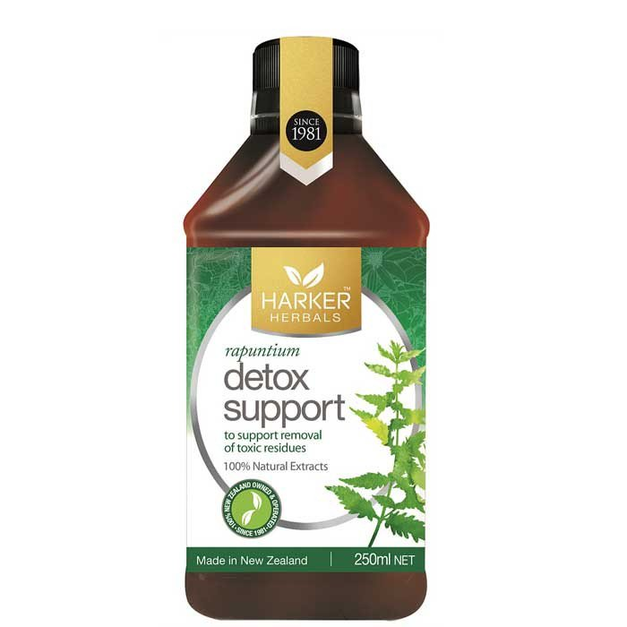 Harker Herbals Detox Support 500ml
