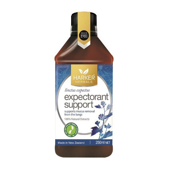 Harker Herbals Expectorant Support 250ml