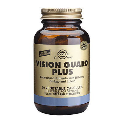 Solgar Vision Guard Plus 60 Capsules