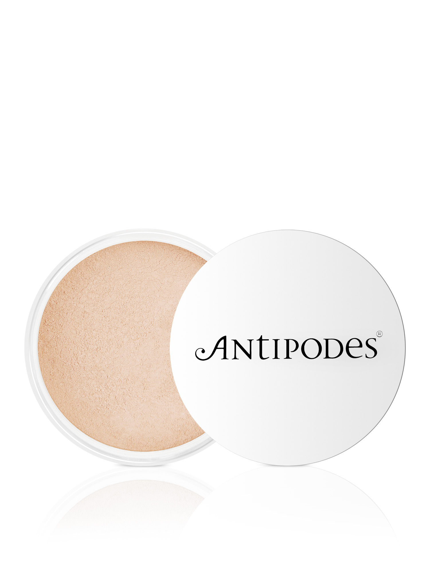 Antipodes Performance Plus Mineral Foundation with SPF 15 - Pale Pink (01)
