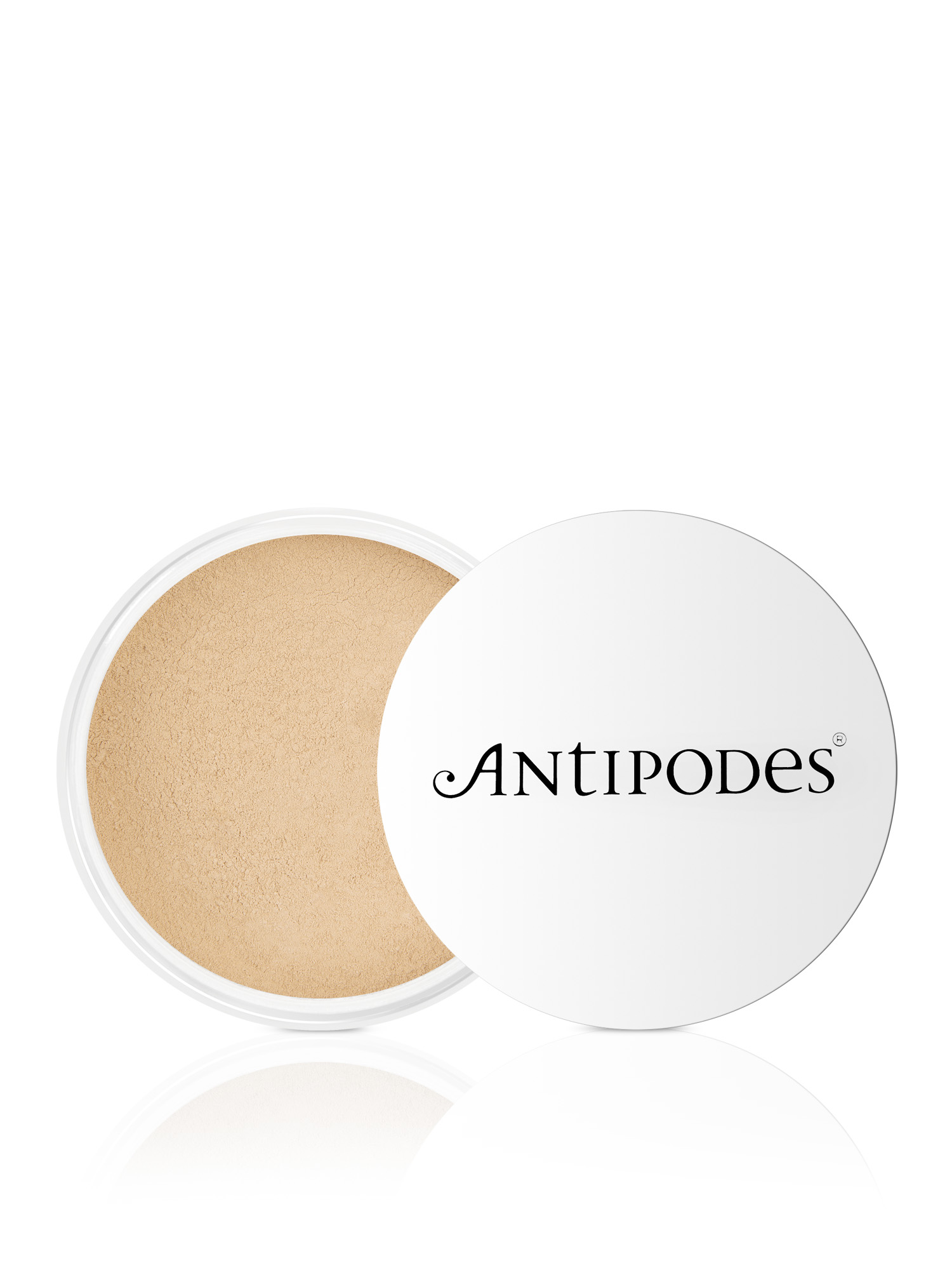 Antipodes Performance Plus Mineral Foundation with SPF 15 - Light Yellow (02)