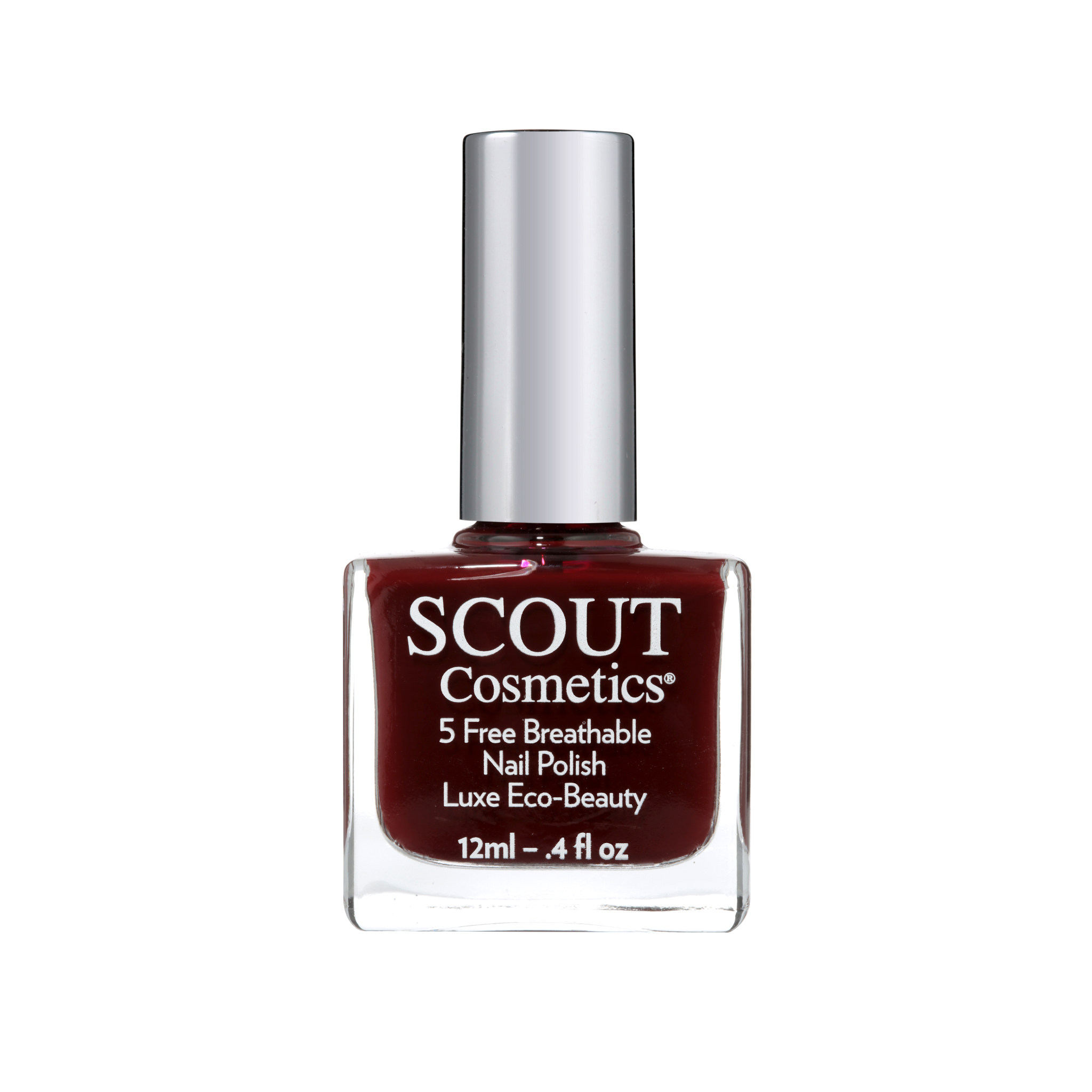 SCOUT Cosmetics Nail Polish - Eternal Flame