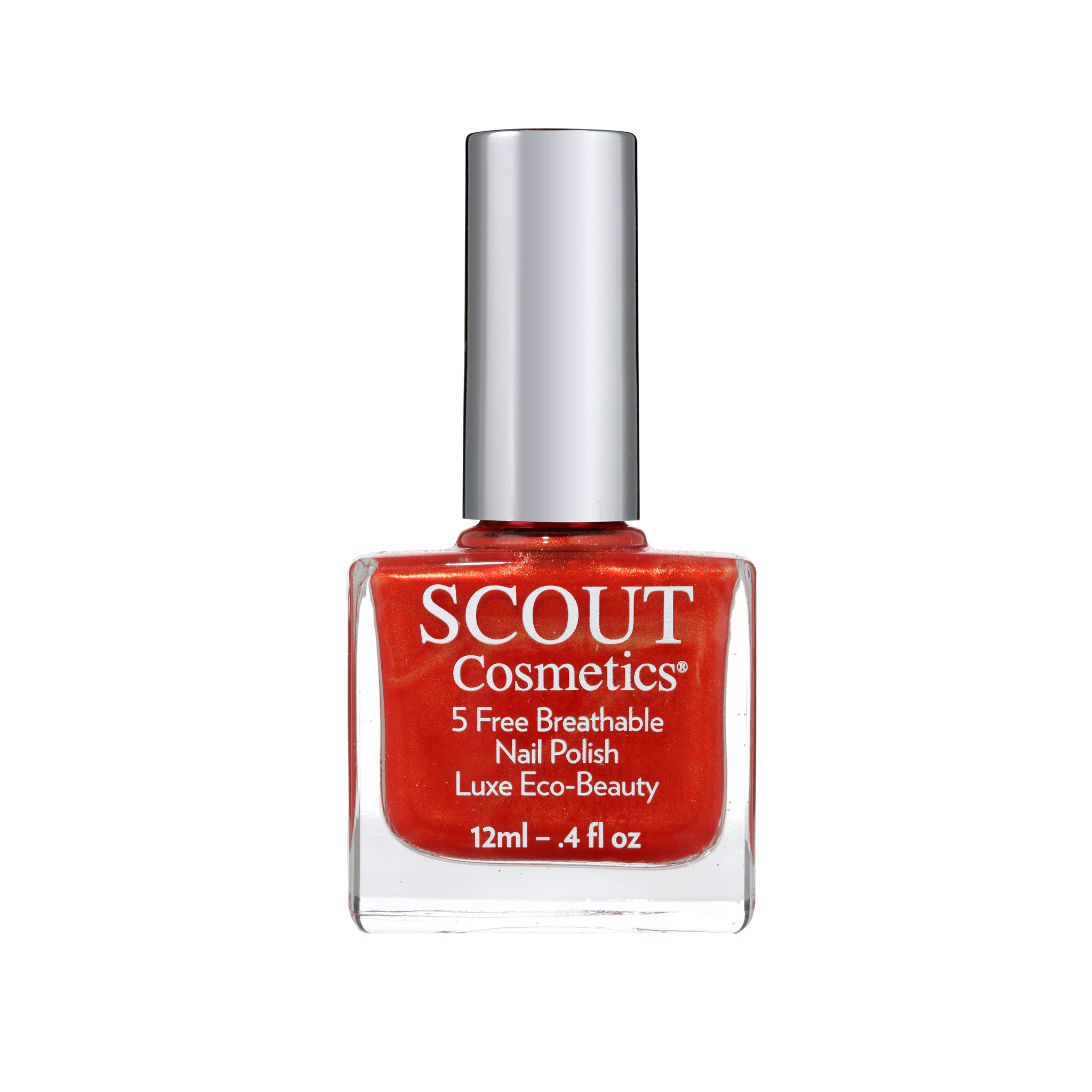 SCOUT Cosmetics Nail Polish - Nothing Compares 2 U