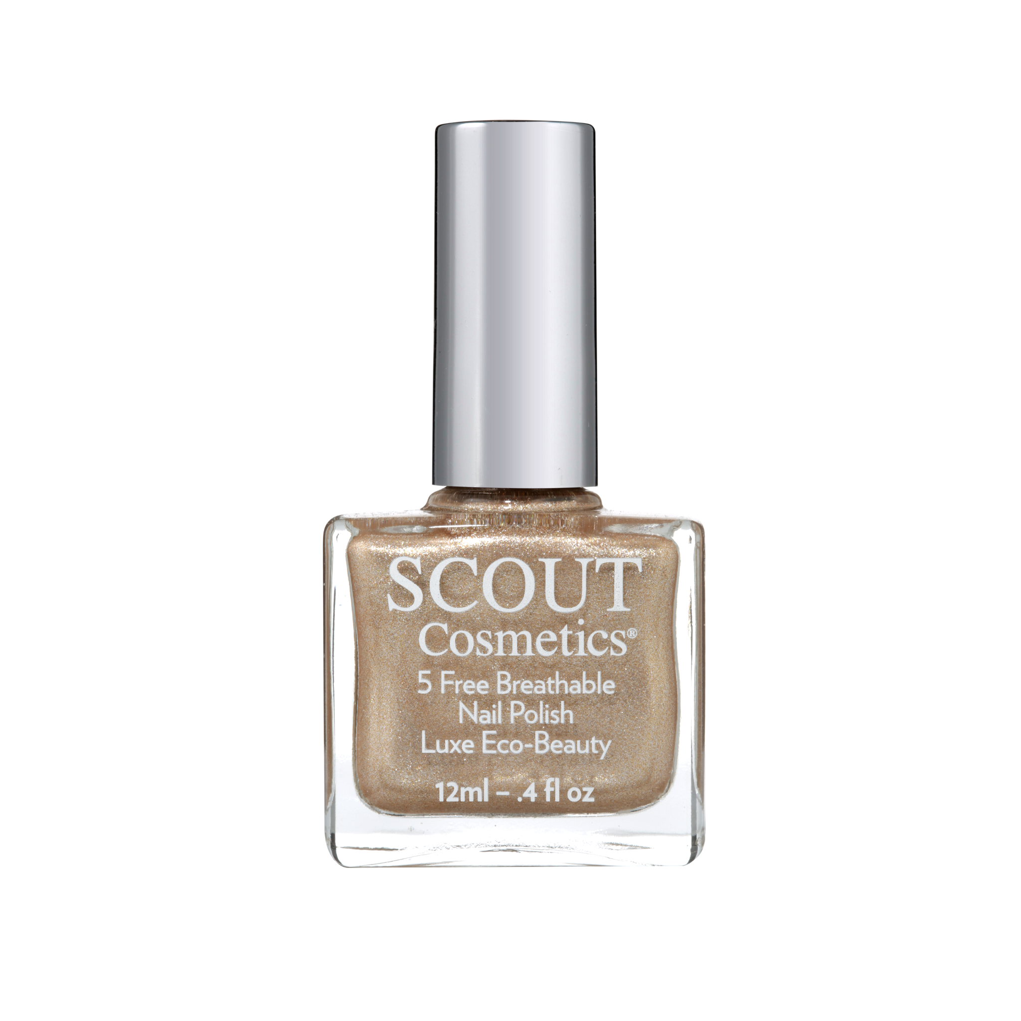 SCOUT Cosmetics Nail Polish - Truly Madly Deeply