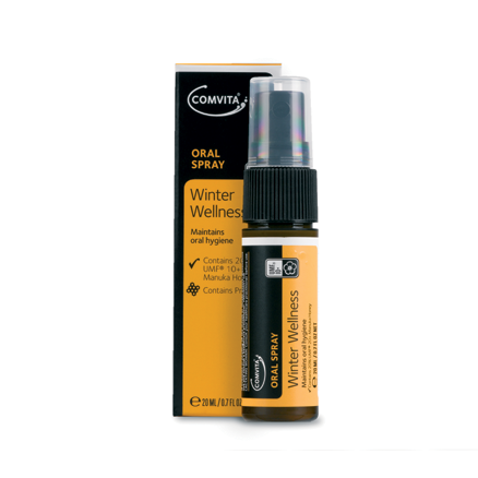 Comvita Winter Wellness Oral Spray 20ml