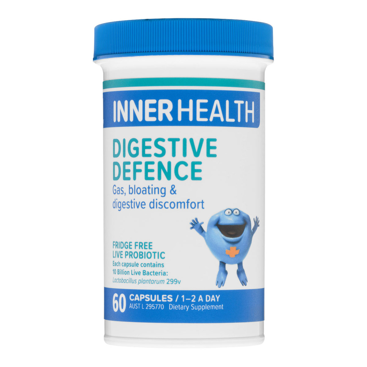 Ethical Nutrients Inner Health Digestive Defence 60 Capsules