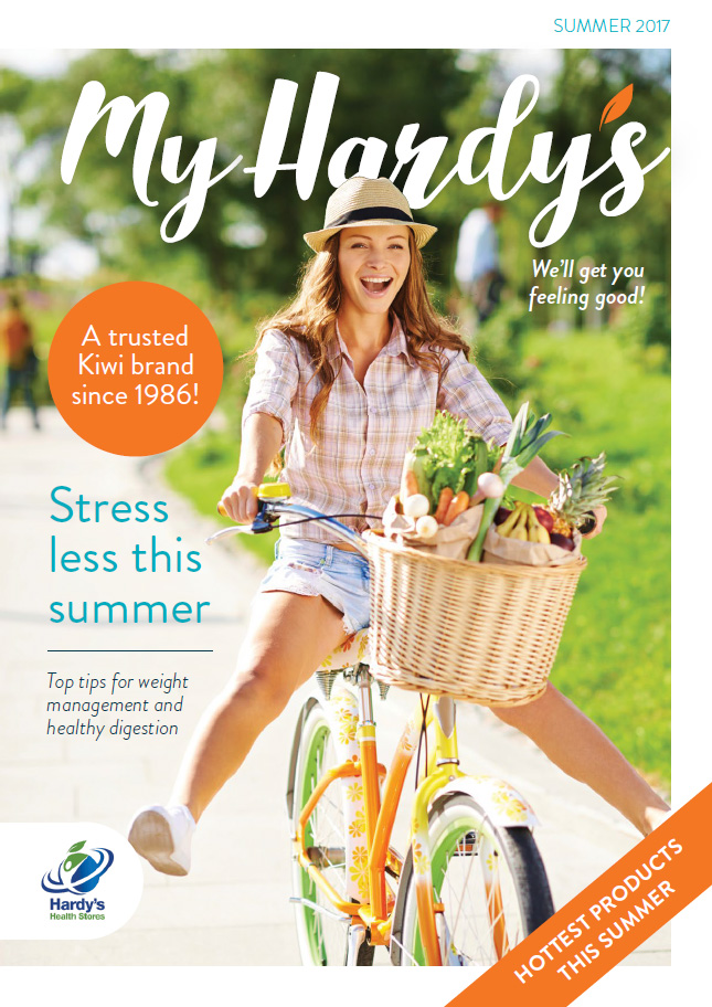 Hardy's Magazine Summer 2017 - 2018 Edition Cover